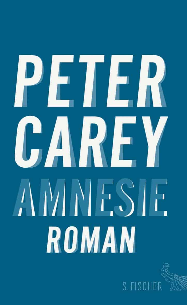 AMNESIE - Peter Carey buch