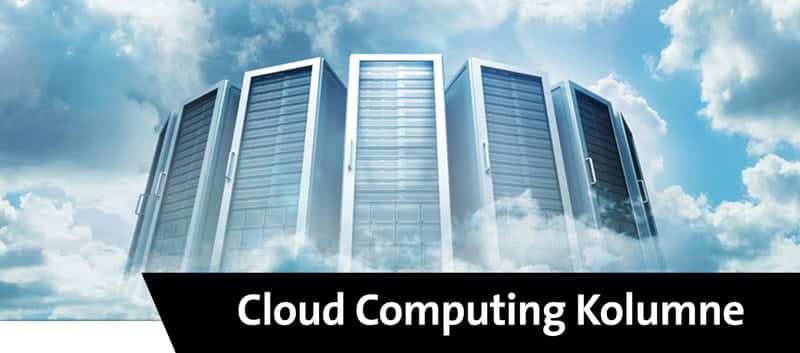 Cloud Computing Kolumne
