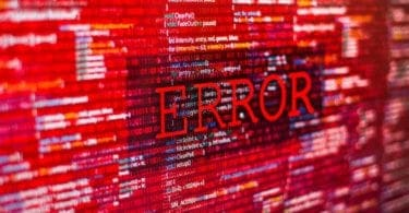 Error Message Code