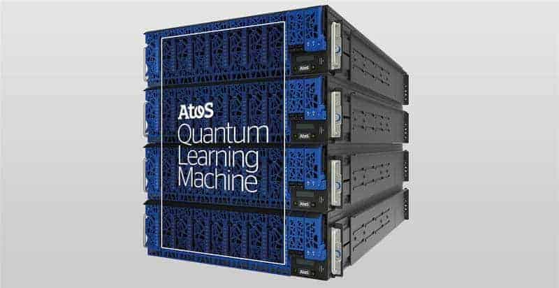 Quantum Learning Machine, Atos