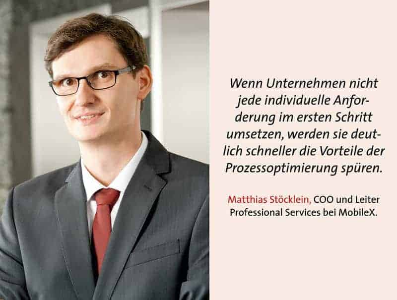 Stoecklein, Field Service Management