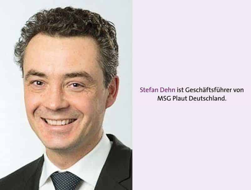 Dehn Stefan, business suite, SAP ERP, MSG fit, S/4 Hana