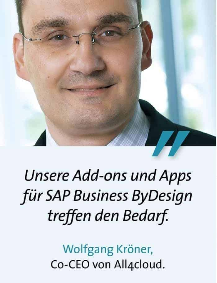 Wolfgang Kroener, BPBD, All4Cloud