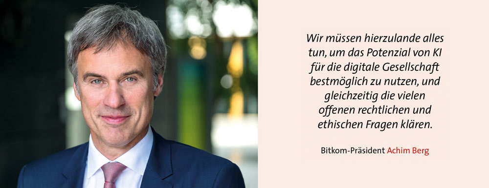 Achim Berg, Big Data, KI, AI