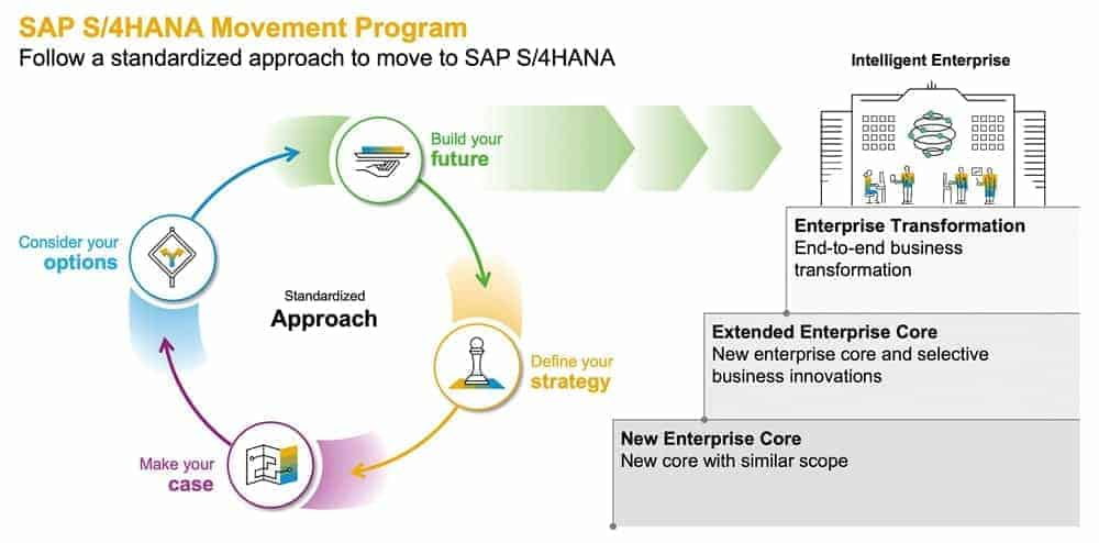 SAP S/4 Hana Movement Program